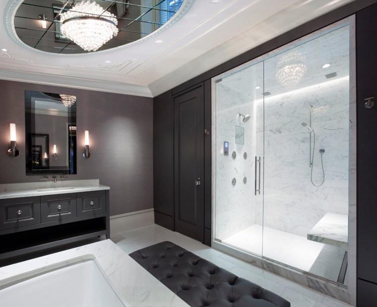 colori per pareti tonalita scura ideale bagno