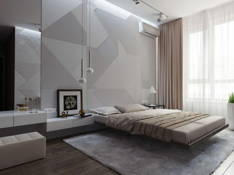 come mettere i cuscini sul letto como lampade tende finestra tappeto