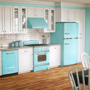 Cucine con frigo esterno e tanto altro per una cucina moderna