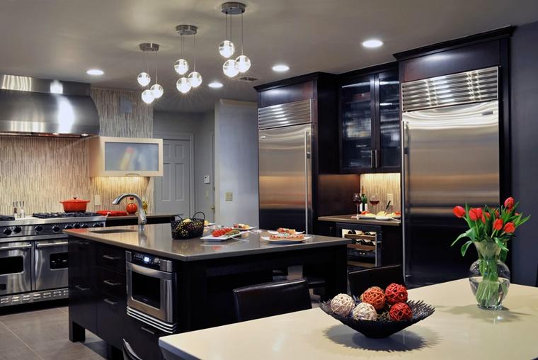 Stunning Cucine Con Frigo Esterno Pictures - harrop.us - harrop.us