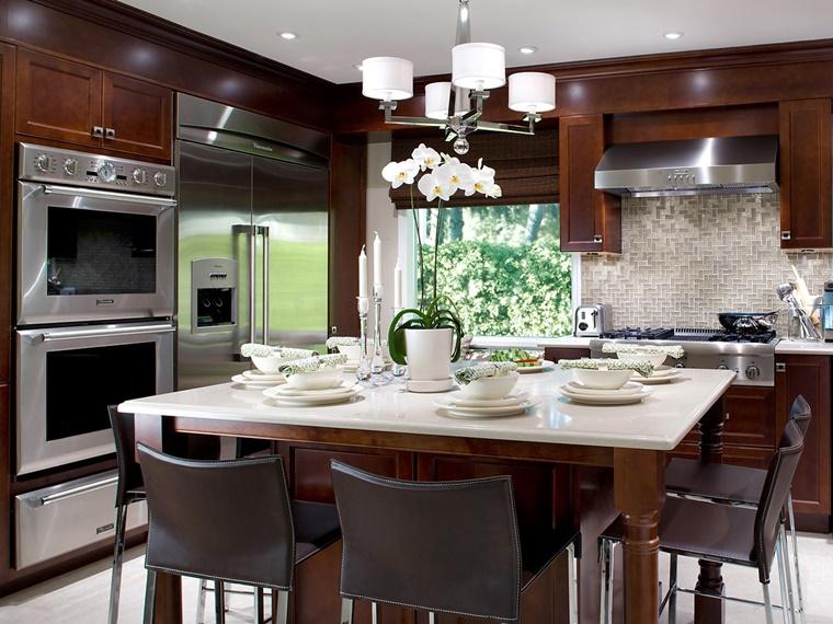 Cucine con frigo esterno e tanto altro per una cucina moderna ...