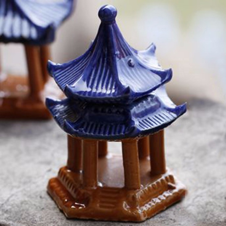 Oggetti in ceramica decorazioni adorabili per il for Decorazione giardini stile 700