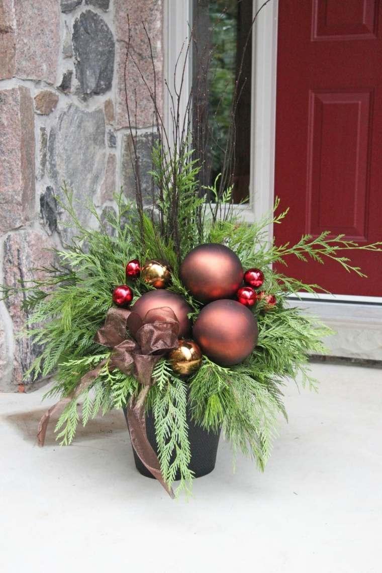 Addobbi natalizi per balconi ed esterni idee favolose da - Decorazioni natalizie esterne ...