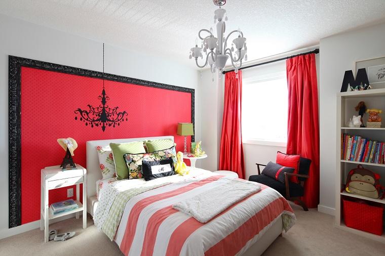 Pareti decorate un mondo di soluzioni per le camerette - Decori pareti camerette ...
