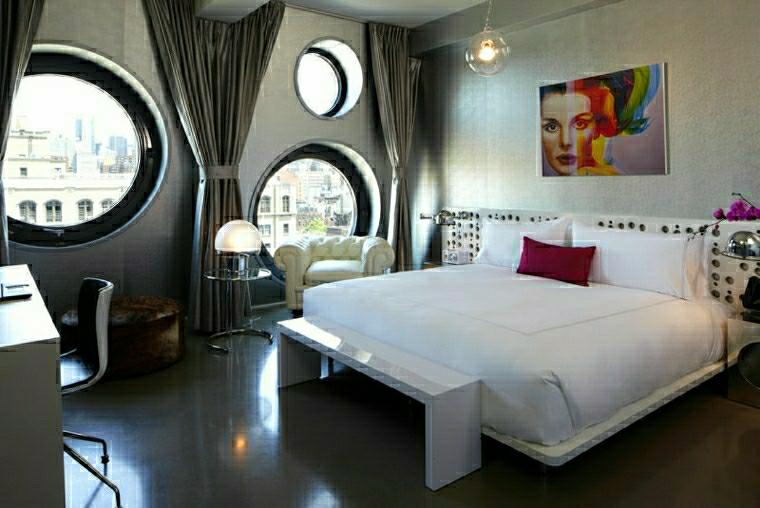 design hotel moderno particolare contemporaneo