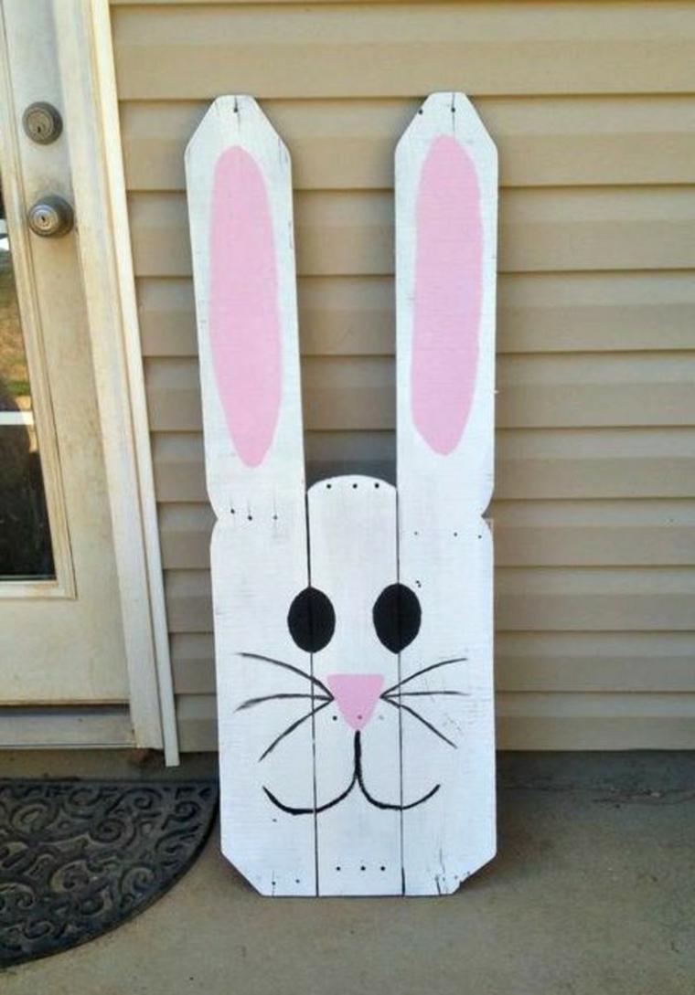 dimensioni europallet particolari idea decorazione coniglio