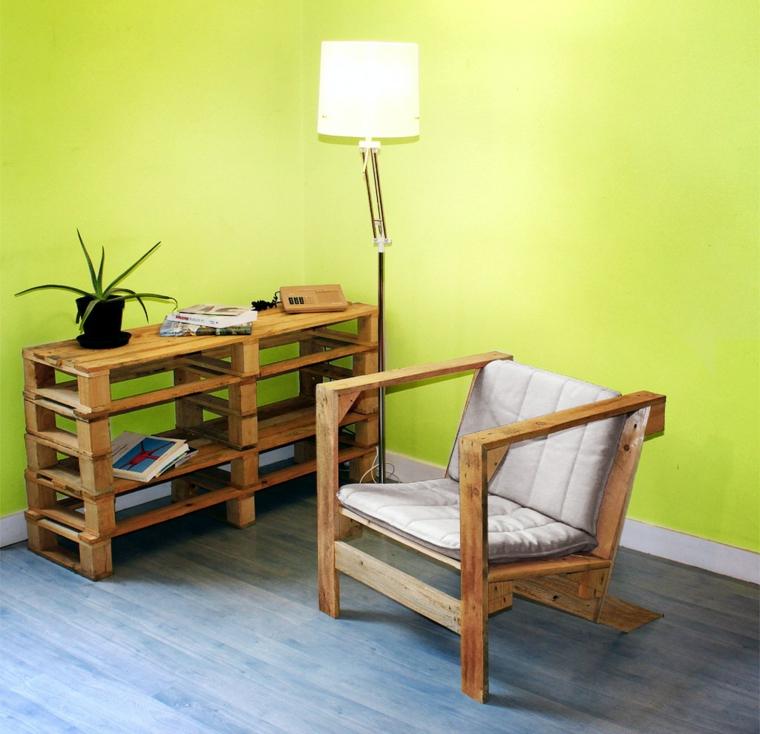 Europallet idee originali in legno per risparmiare soldi for Pallet idee arredo