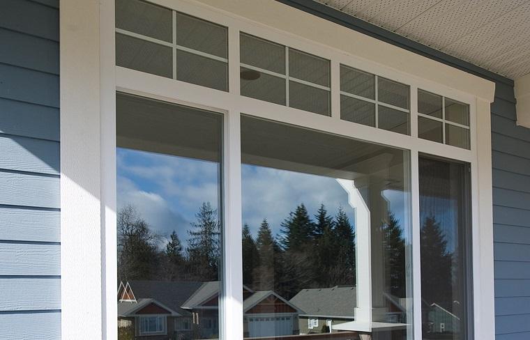 finestre architettura moderna dordati bianco