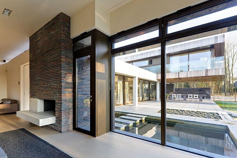 finestre moderne ispirazione open space