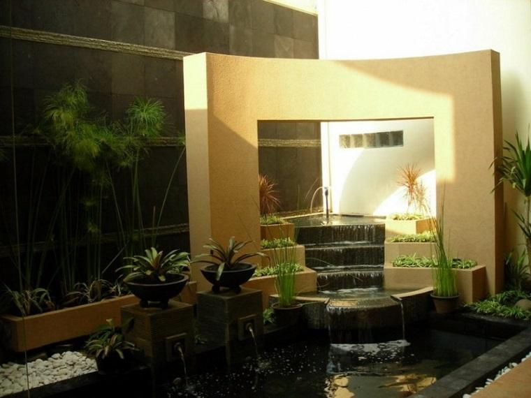 fontana da giardino proposta stile giapponese