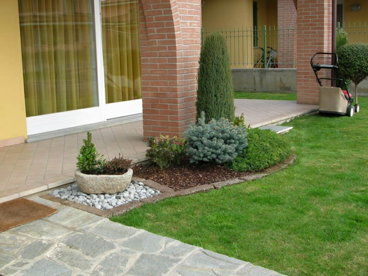 Giardini zen ecco come rendere spettacolare il vostro - Idee aiuole giardino ...