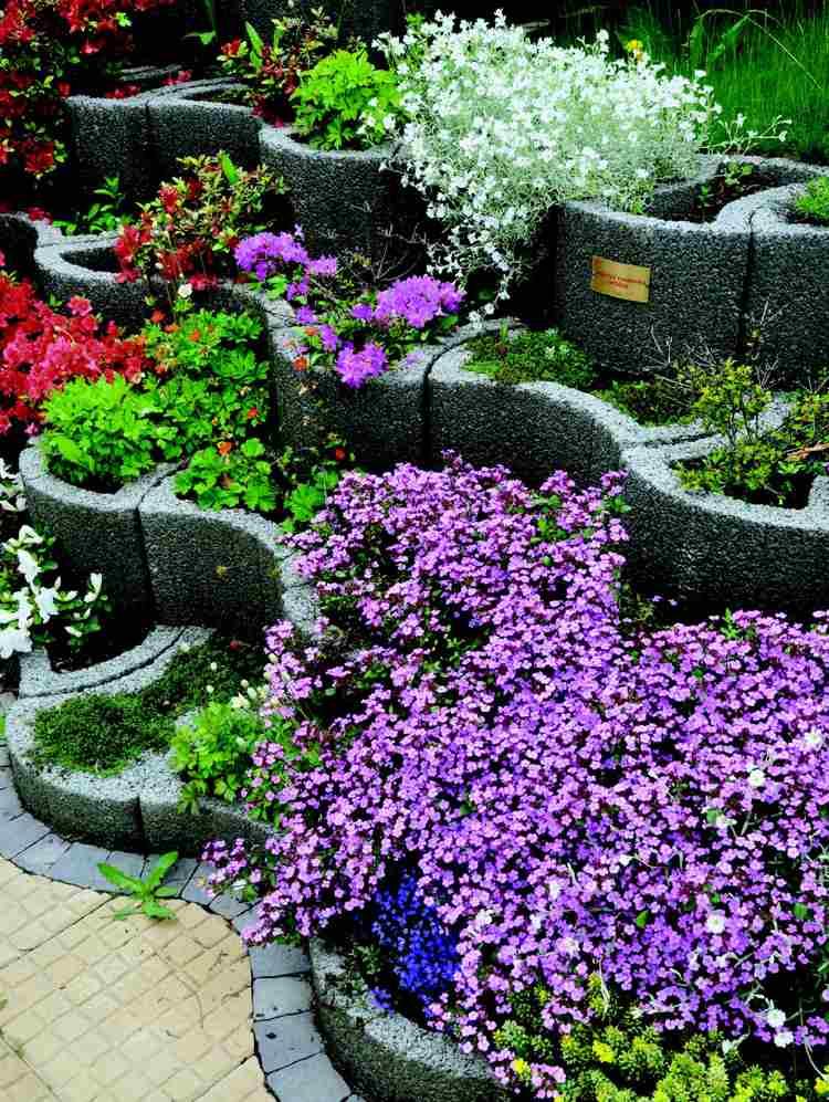 Giardinaggio idee originali per decorare il vostro for Cose da giardinaggio