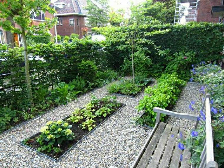 giardini idee semplici e pratiche per la manutenzione. Black Bedroom Furniture Sets. Home Design Ideas