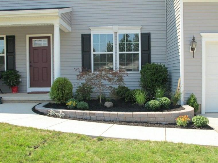 Giardini idee semplici e pratiche per la manutenzione - Giardini decorati ...