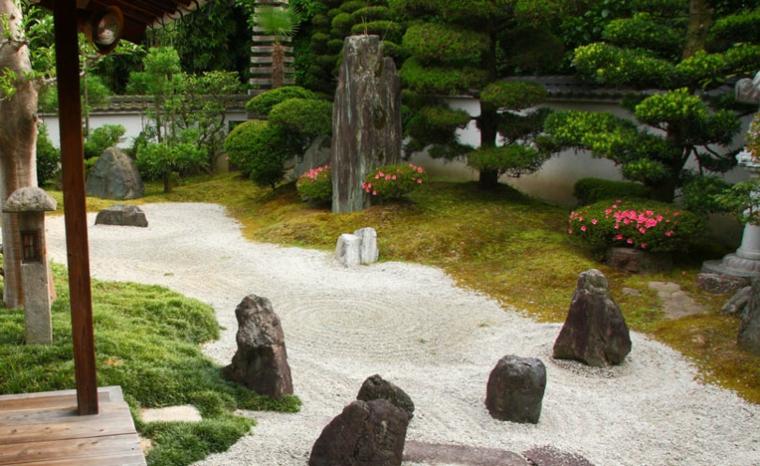Giardini zen ecco come rendere spettacolare il vostro for Giardino giapponesi