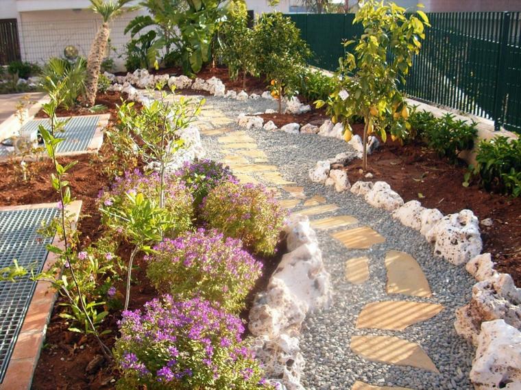 Giardini zen ecco come rendere spettacolare il vostro - Piante da giardino fiorite ...