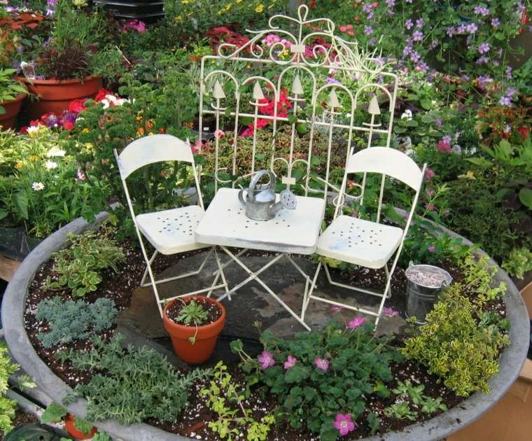 Idee Per Il Giardino Piccolo : Piante da giardino idee per un nuovo look veramente originale