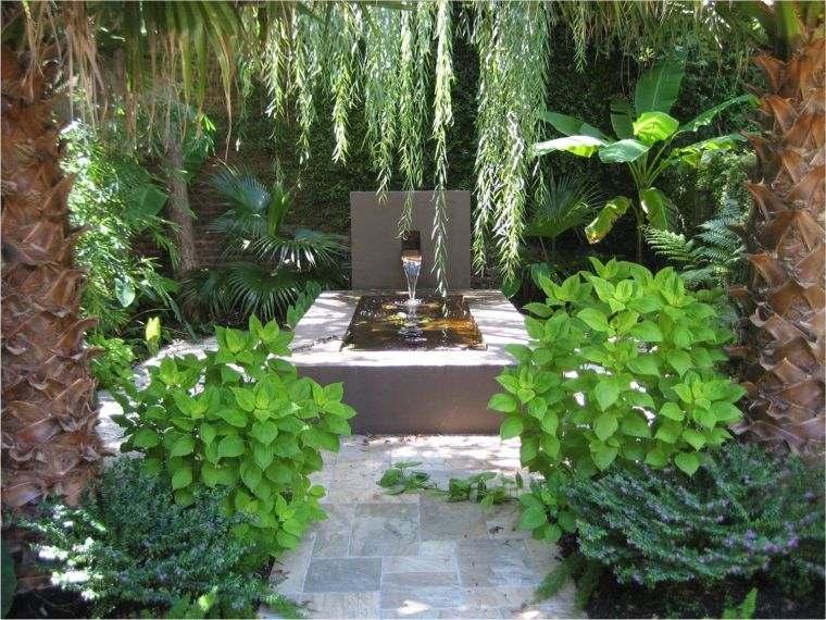 giardino stile giapponese ruscello decorativo