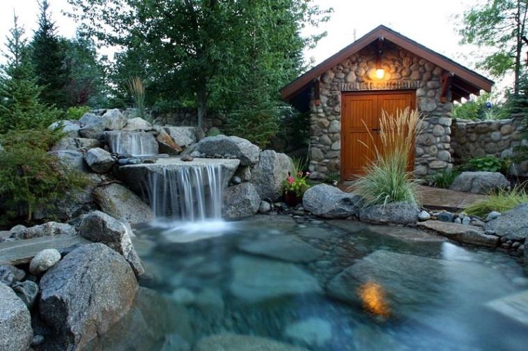 Parete Dacqua In Casa : Pareti con cascata d acqua acquista benvenuto fortunato cortina d