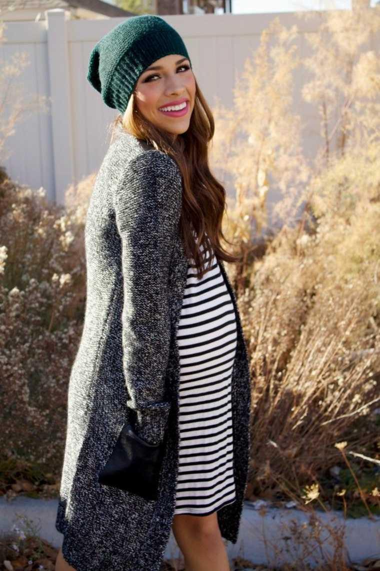 gravidanza donna incinta mesi invernali
