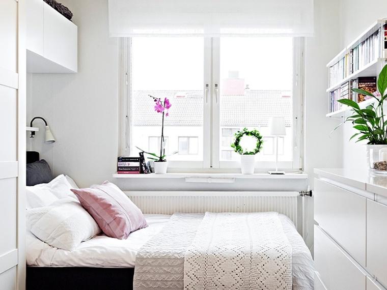 idea decorazioni camera letto piccola