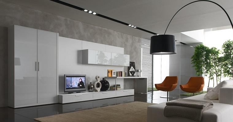 Beautiful Esempi Arredamento Soggiorno Contemporary - Design Trends ...