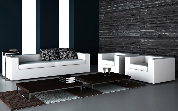 Divano Nero E Bianco : Divani e poltrone per la casa conforama