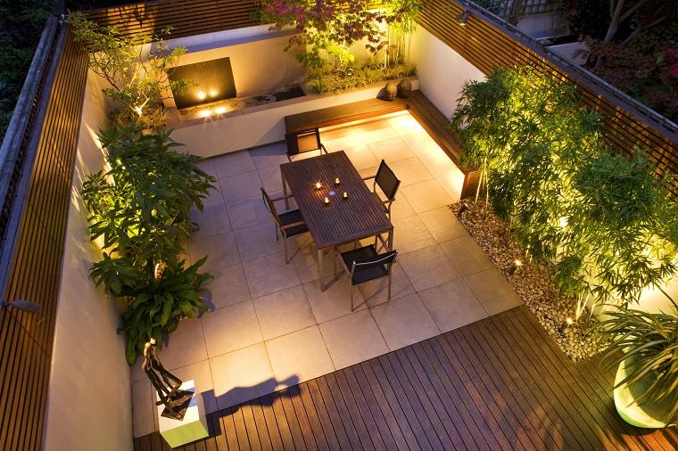 Luci Per Terrazzo Photos - Modern Home Design - orangetech.us