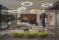 Illuminazione moderna per interni: luce incorporata e soluzioni di design
