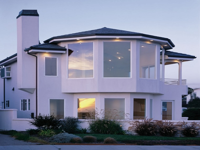infissi moderni casa concezione avanguardia