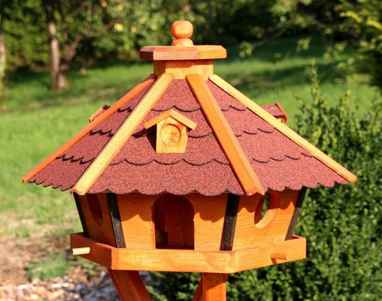 la mangiatoia particolare vivace casa uccellini