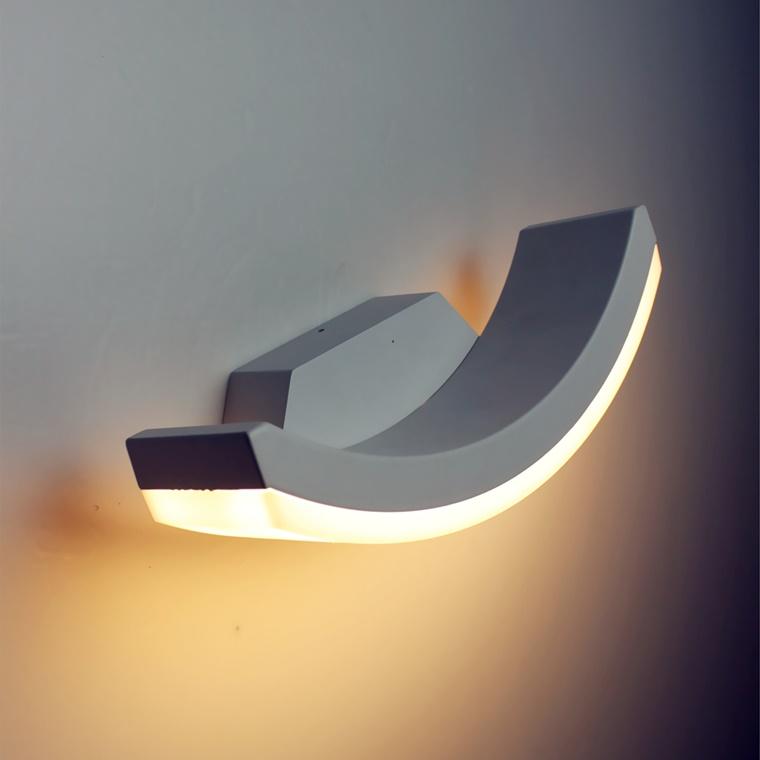 lampada parete ideale interni esterni