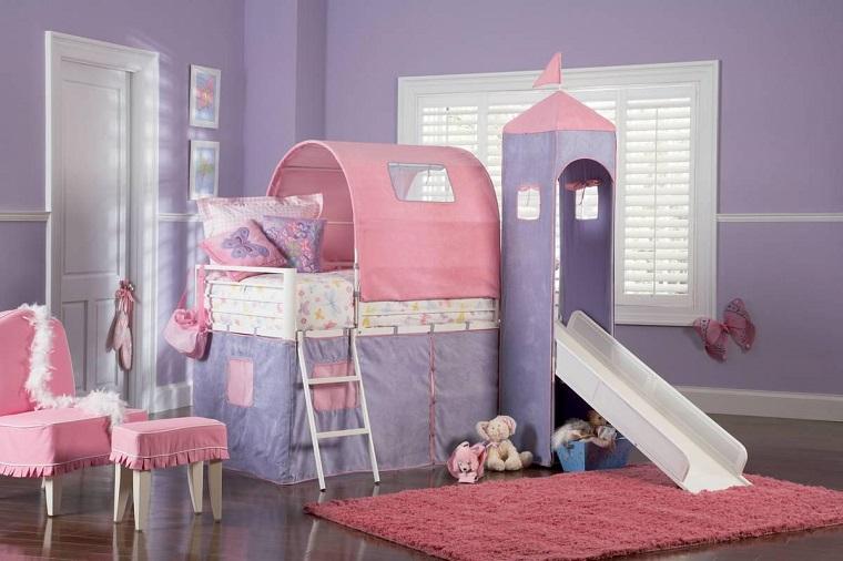 Immagini Di Letti A Castello Per Bambini.Letti A Castello Un Mondo Di Idee Graziose Per Le Camerette Bambini