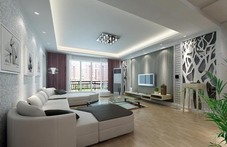 Illuminazione soggiorno con faretti happycinzia