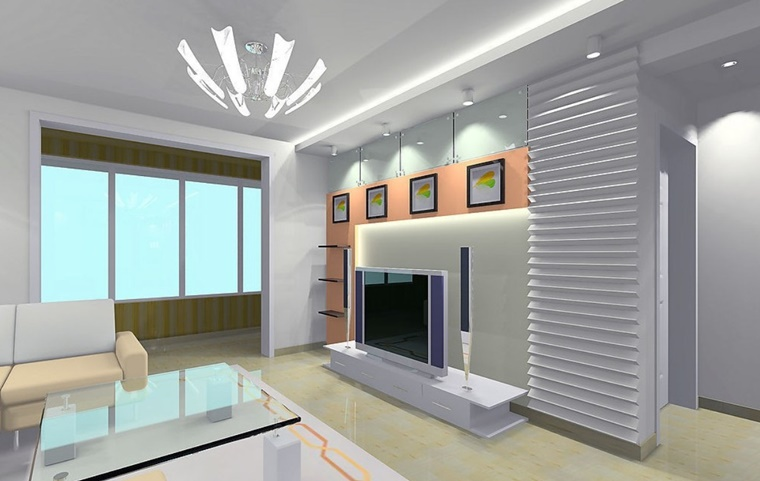 Illuminazione moderna per interni: luce incorporata e soluzioni di ...