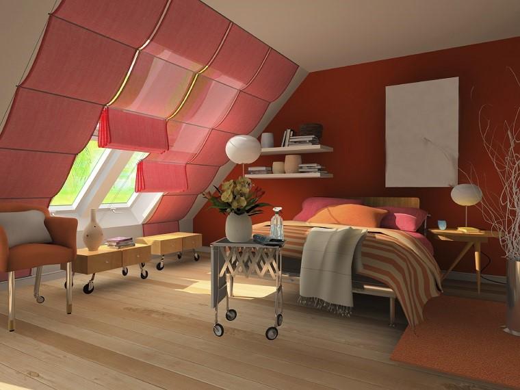 Mansarda: ecco come creare una camera da letto comoda e di tendenza ...