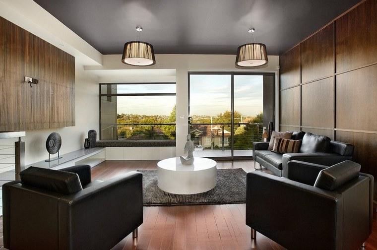 mobile soggiorno originale particolare design contemporaneo