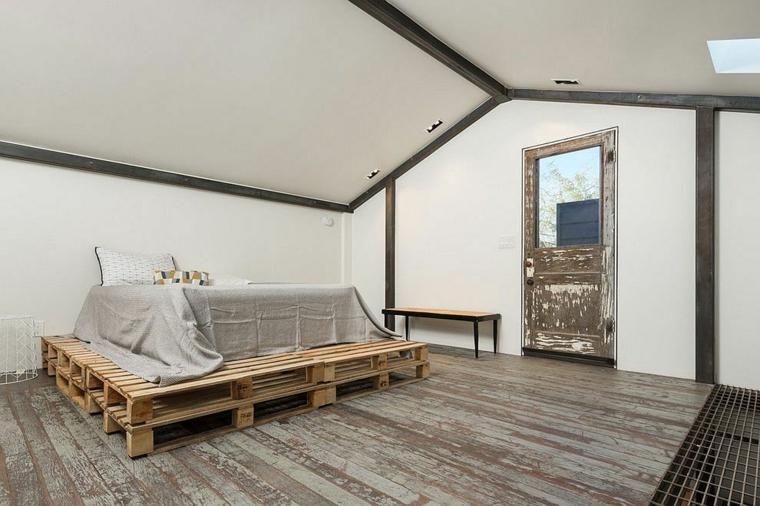 Mobili con bancali in legno riciclati idee estrose per la vostra casa - Mobili bancali legno ...