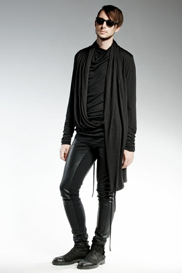 moda abbigliamento originale stravagante idea uomo