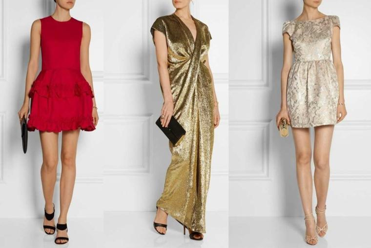 moda idee originali eleganti abbigliamento festa