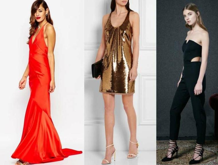 moda idee outfit abbigliamento capodanno