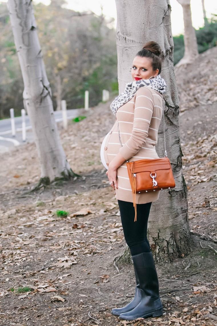 mode premaman conferisce look moderno donna incinta