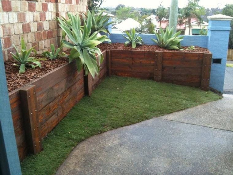 muri di sostegno in giardino suggerimenti utilissimi
