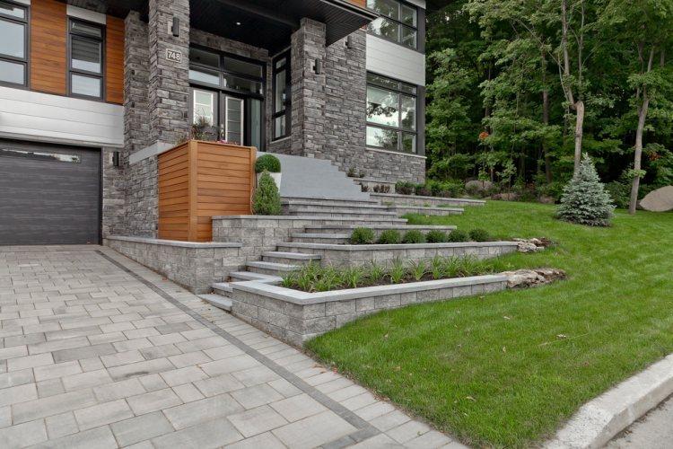 Progettazione Giardini In Stile Minimal Tantissimi