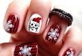 Manicure natalizia: tante idee creative da provare subito