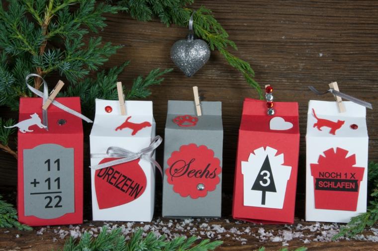 Creare Calendario Avvento.Idee Per Natale Suggerimenti Per Creare Il Calendario Dell