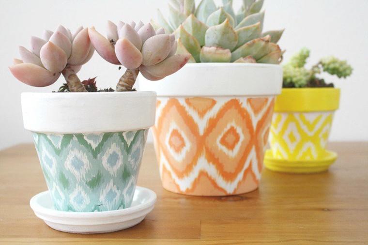 Oggetti in ceramica decorazioni adorabili per il for Oggetti per abbellire il giardino