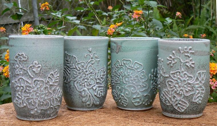 oggetti in ceramica decorazioni adorabili per il