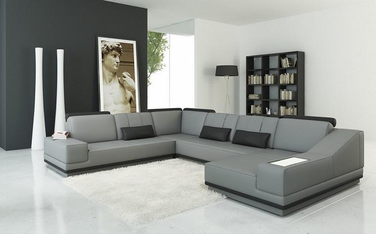 Parete soggiorno proposte e suggerimenti per realizzarle for Colori pareti soggiorno moderno