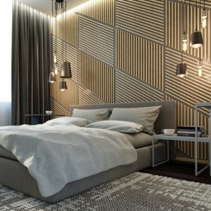 Pareti camera da letto: tante idee creative per uno spazio unico